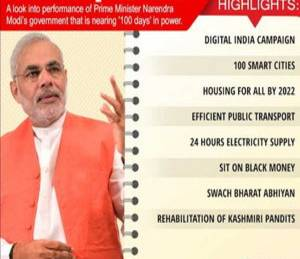 Development Work Done By P M Modi