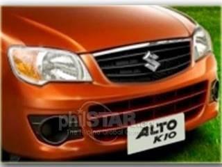 Most Thrilling Cars To Drive -Maruti Alto K10