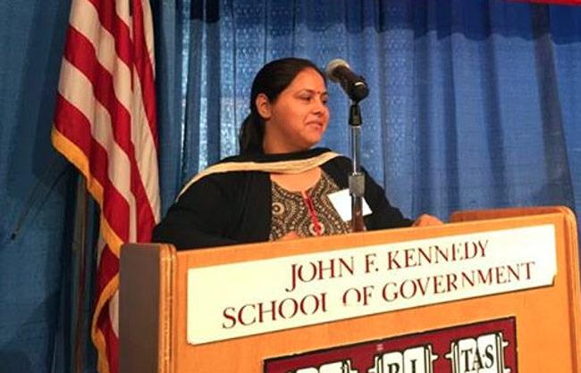 LOL: Lalu Prasad Yadav's Daughter Misa Bharti's Big Embarrassment At Harvard!