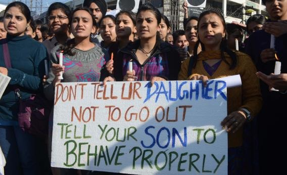 India Is The Rape Country Of The World