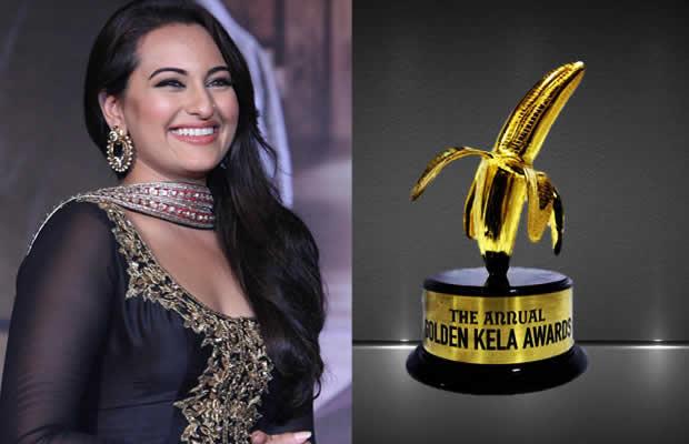 3 Kela Awards For Sonakshi Sinha: Is She The Worst Indian Actress?