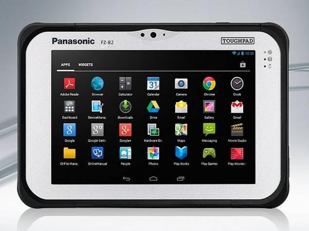 Gadgets Set To Hit The Shelves Soon - Panasonic Toughpad FZ-B2