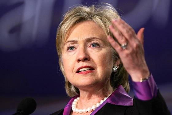 Most Influential People Of The 21st Century - Hillary Clinton
