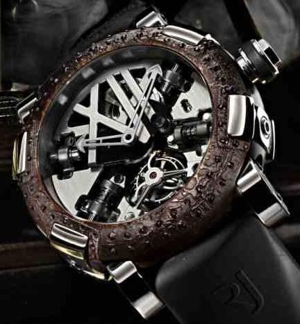Most Expensive Designer Watches- Romain Jerome Titanic DNA Tourbillon