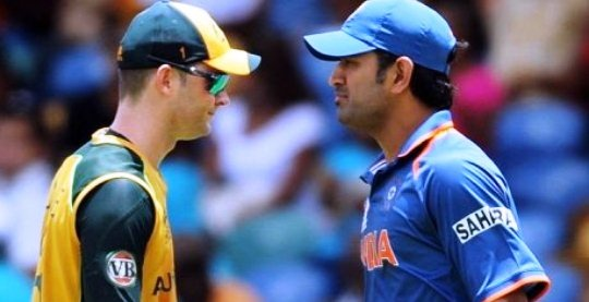 India Vs Australia Clash In The World Cup: From 2003 To 2015