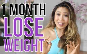 How To Lose Weight In A Month?