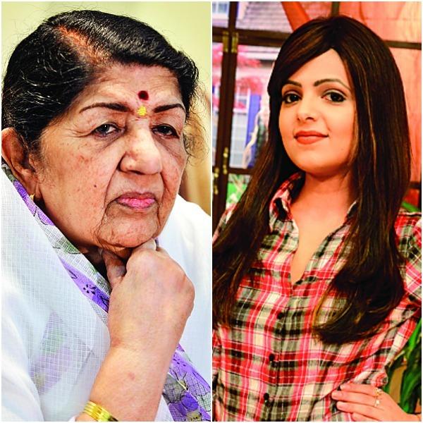 Wrong To Spoof Lata Mangeshkar On Music Awards Show?