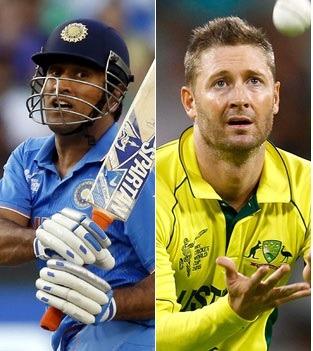 Biggest Clash Of World Cup 2015: India Vs Australia Semifinals