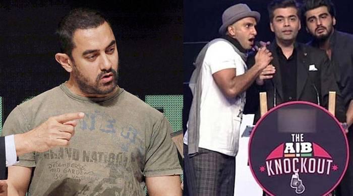 AIB Roast: Aamir Khan Replies To His Critics!