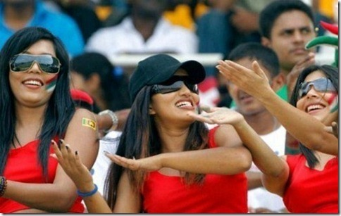Stupid Things Girls Say About CRICKET