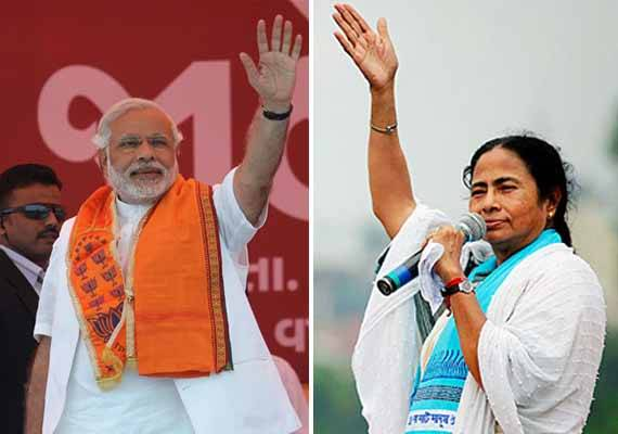 Is Mamata In Delhi For Adjustment With Modi?