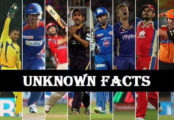 Unknown Facts About IPL