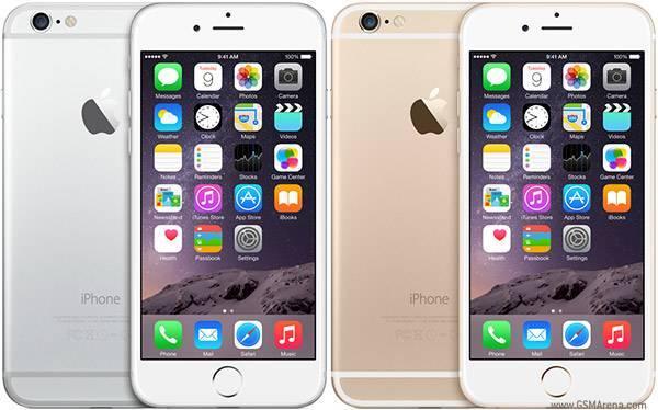 Smartphones With Full Metal Body - Apple IPhone 6