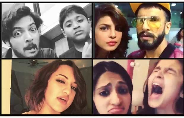 Craziest Dubsmash Videos By Celebrities That You Can't Miss!