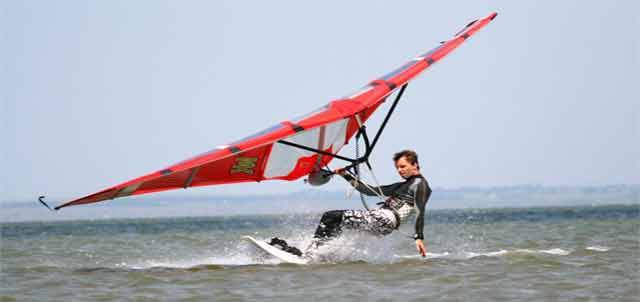 Adventure Sports That Offer A Thrill Of A Lifetime - Kite Wing