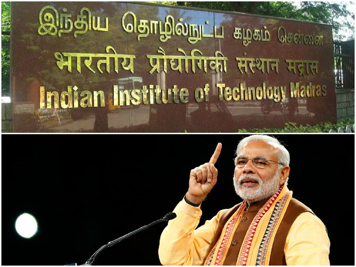 WTF! IIT-Madras Bans Student For Criticising PM Modi