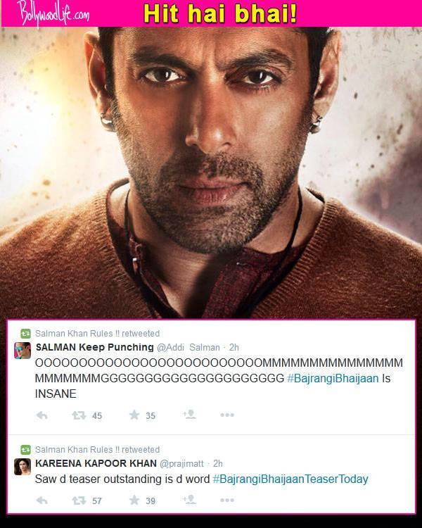 Twitter Reacts To Bajrangi Bhaijaan