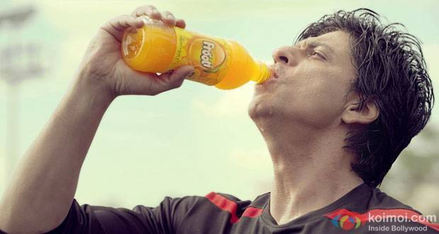 DISGUSTING: SRK's Mango Frooti Controversial Ad