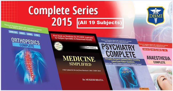 Best Books From Dr Bhatia Medical Coaching Institute?