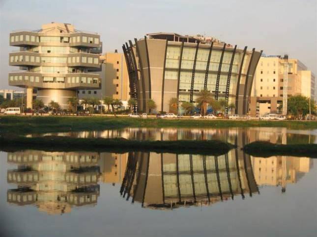 Outstanding Architectural Designs In India - I Flex, Bangalore
