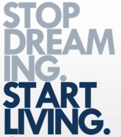 When Do We Start Living?
