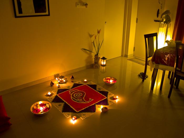 Quick And Easy Ways To Make Rangoli At Home This Diwali