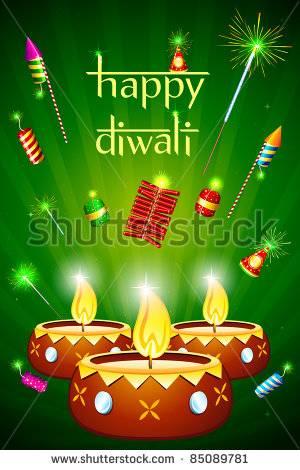 Why  Diya Or Crackers On Diwali?