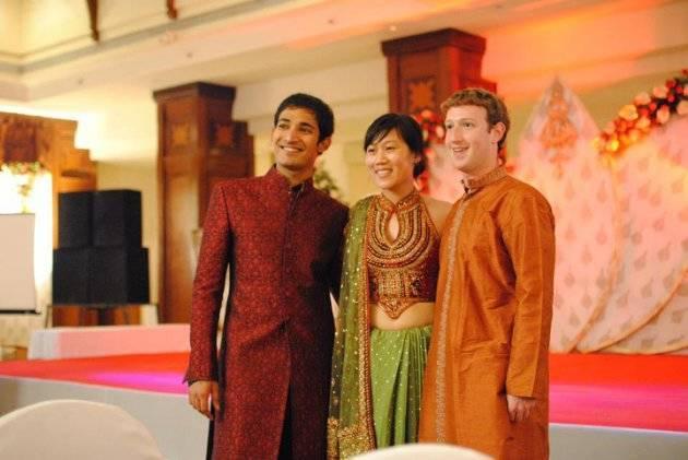 When Mark Zuckerberg Attend A Friend Marriage In Goa
