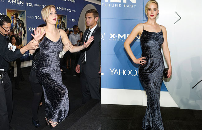 10 Most Embarrassing Celebrity Falls, J-Law Being The Latest