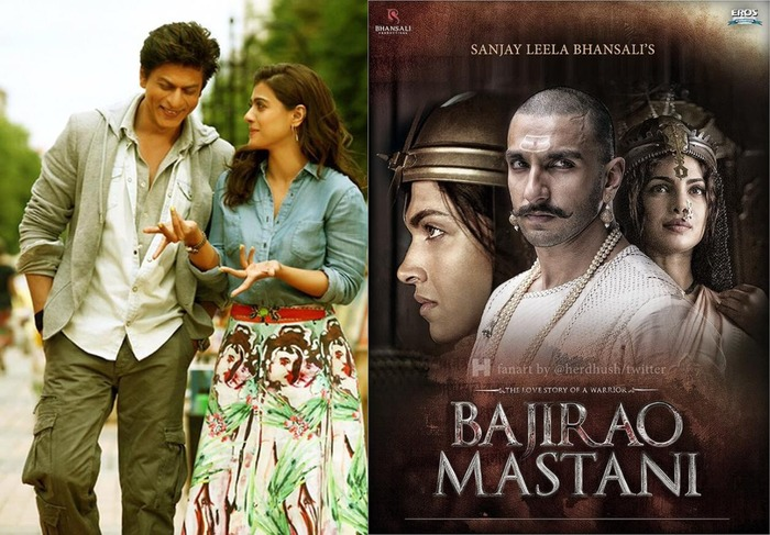 'Dilwale' Vs 'Bajirao Mastani': Which Trailer Do You Like More?