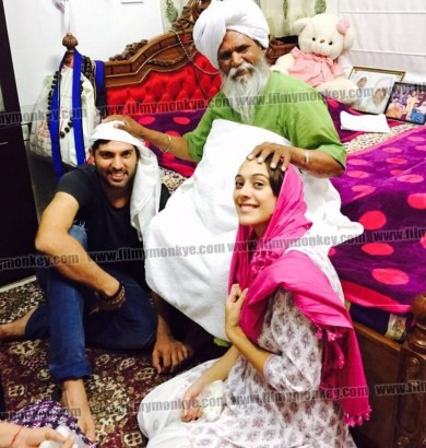 Yuvraj's Father Confirms Son's Engagement To Hazel Keech
