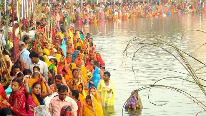 Chath Puja: Day 1 - Nahay Khay