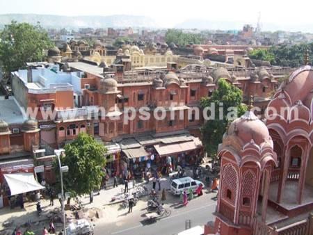 Jaipur Is A Modern City.