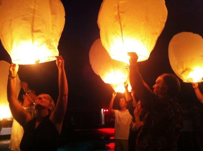Sky Lanterns: Source Of Celebration Or Disaster