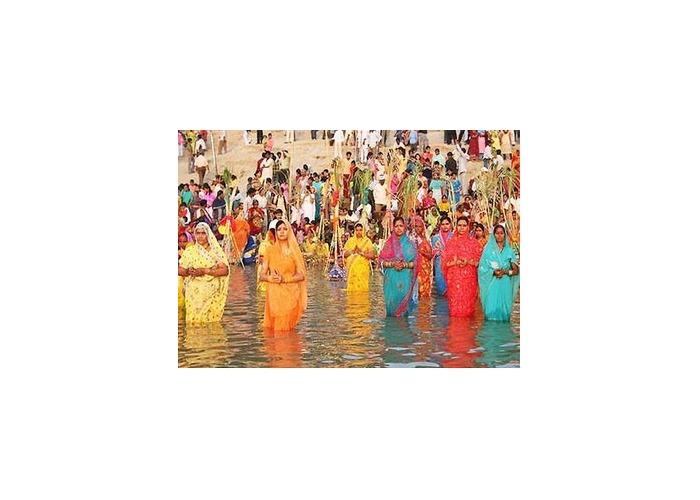 Chhath Puja: Parna Puja