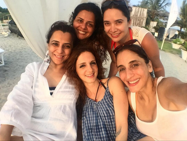 Have You Seen These Pictures Of Sussanne Khan's Goa Vacation Yet?