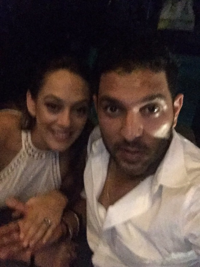 These Photos Of Yuvraj Singh And Hazel Keech Will Give You Relationship Goals