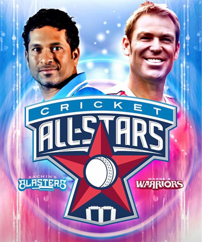Cricket All-Stars Series 2015: All You Need To Know