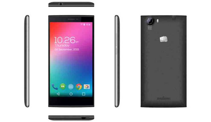 Micromax Launches 4G Phone