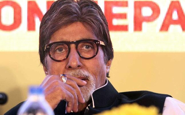 Amitabh Bachchan Reveals That He's Been Living On 25% Of His Liver!