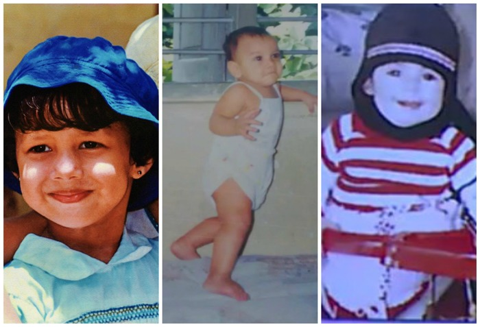 These Childhood Photos Of Bigg Boss 9 Contestants Will Make You Go Awwww!