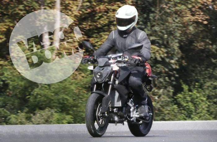 Upcoming 250-500cc Bikes - TVS BMW Ko3