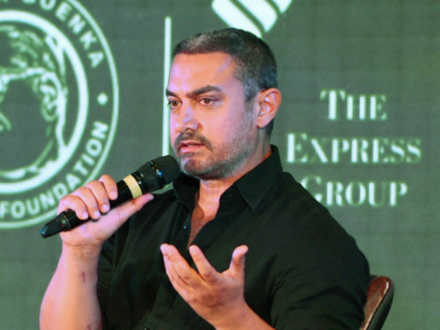 Aamir Khan's Reply On 'leaving India Due To Rising Intolerance'