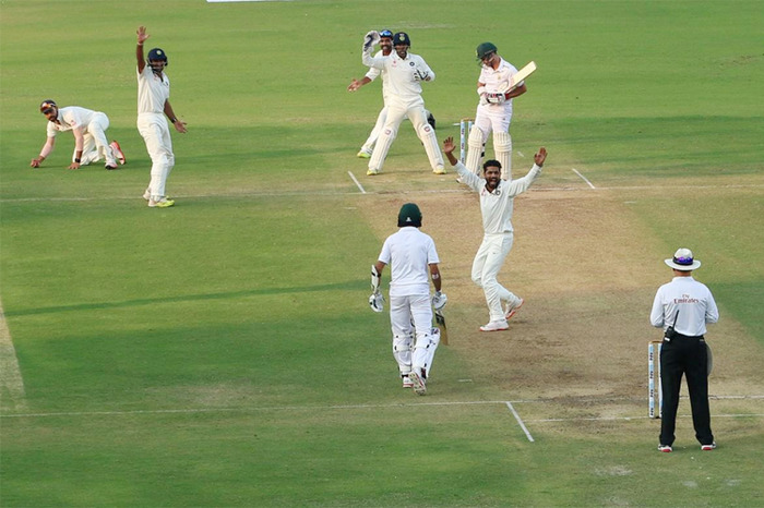 India Vs South Africa 3rd Test: SA All-out For 79!
