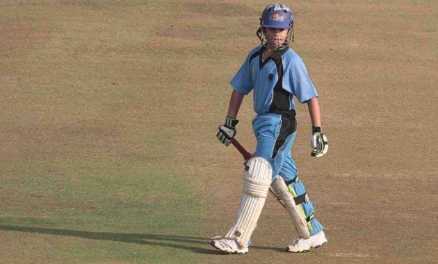 OMG: Arjun Tendulkar Smashes A Century In U-16 Tournament