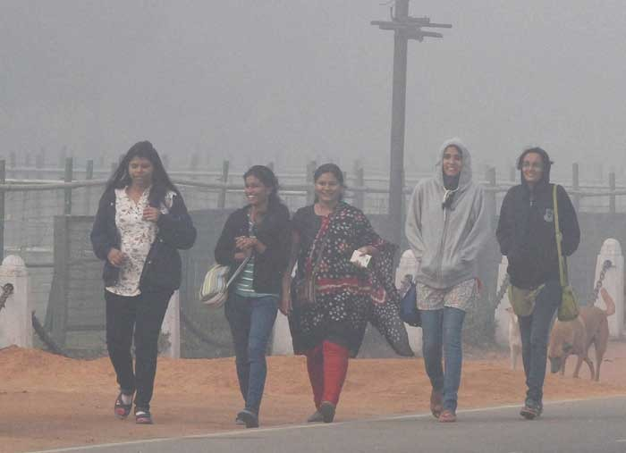 10 Photos That Will Make You Fall In Love With Delhi Winters