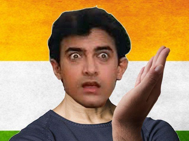OMG: A Website Made To Slap Aamir Khan