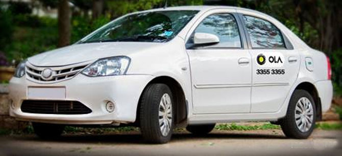 Woman Bureaucrat And Daughter Left Stranded At Night By Ola Driver