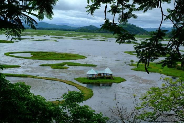 Loktak Lake, Manipur - Most Enchanting Place