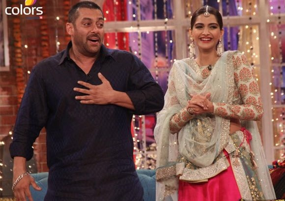 Don't Miss: Salman Khan Takes A Dig At His Ex-girlfriends Aishwarya And Katrina